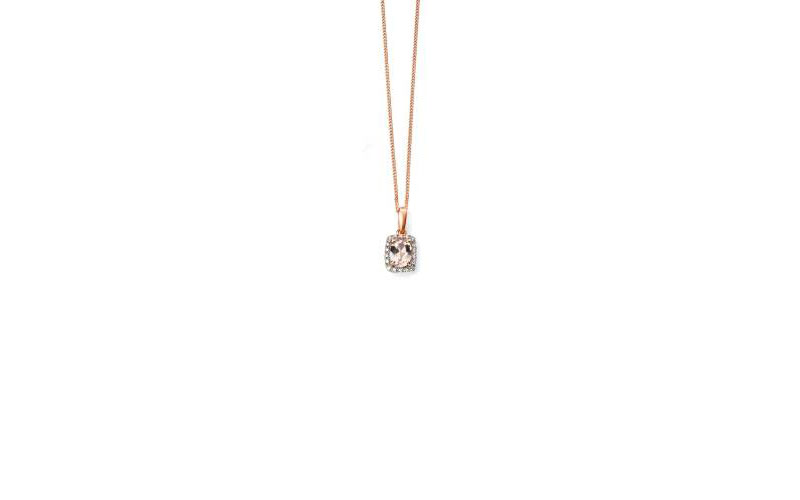 9ct-Rose-Gold-Diamond-and-Morganite-Pendant-and-chain-332.00
